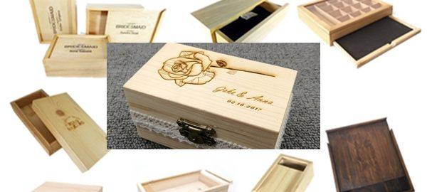 Jual Souvenir Kotak kayu